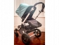 Petrol blue Bugaboo Cameleon 3 - excellent condition