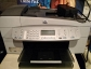 Working HP Officejet 6210xi All-in-One Printer w/Ink