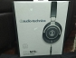 New Audio Technica ATH M70x headphones